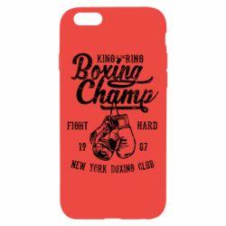 Чохол для iPhone 6/6S Boxing Champ