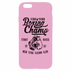 Чохол для iPhone 6 Plus/6S Plus Boxing Champ