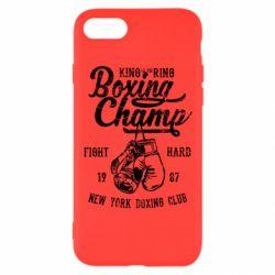 Чохол для iPhone 8 Boxing Champ