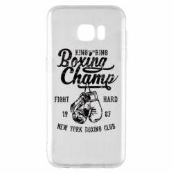 Чохол для Samsung S7 EDGE Boxing Champ