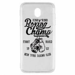 Чохол для Samsung J7 2017 Boxing Champ