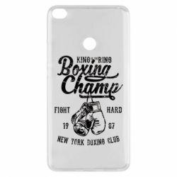 Чохол для Xiaomi Mi Max 2 Boxing Champ