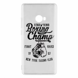 Чохол для Xiaomi Mi Note 2 Boxing Champ