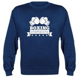 Реглан (свитшот) Boxing Champions - FatLine
