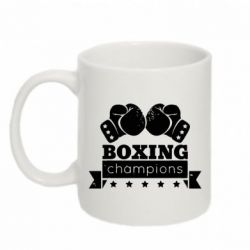 Кружка 320ml Boxing Champions