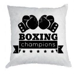 Подушка Boxing Champions