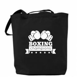 Сумка Boxing Champions