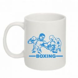Кружка 320ml Boxing Fighters