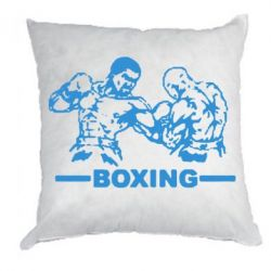 Подушка Boxing Fighters