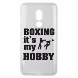 Чехол для Meizu V8 Boxing is my hobby - FatLine