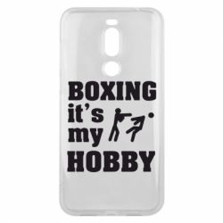 Чехол для Meizu X8 Boxing is my hobby - FatLine