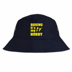 Панама Boxing is my hobby