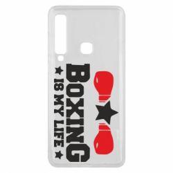 Чохол для Samsung A9 2018 Boxing is my life