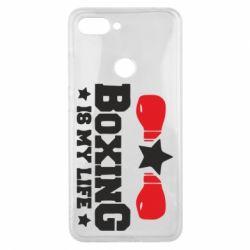 Чохол для Xiaomi Mi8 Lite Boxing is my life