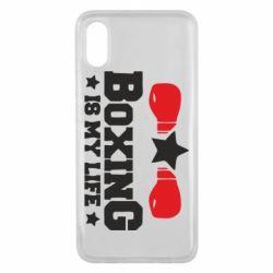 Чохол для Xiaomi Mi8 Pro Boxing is my life