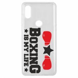 Чохол для Xiaomi Mi Mix 3 Boxing is my life