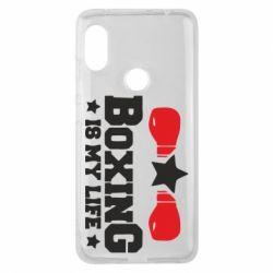 Чохол для Xiaomi Redmi Note Pro 6 Boxing is my life