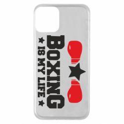Чохол для iPhone 11 Boxing is my life