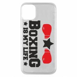 Чохол для iPhone 11 Pro Boxing is my life