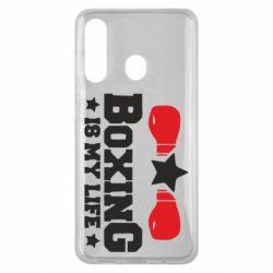 Чохол для Samsung M40 Boxing is my life