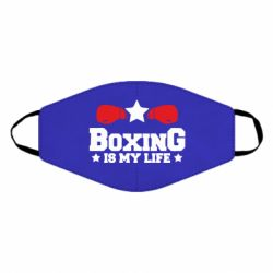Маска для обличчя Boxing is my life