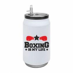 Термобанка 350ml Boxing is my life