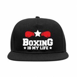 Снепбек Boxing is my life