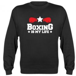 Реглан Boxing is my life