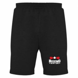 Мужские шорты Boxing is my life
