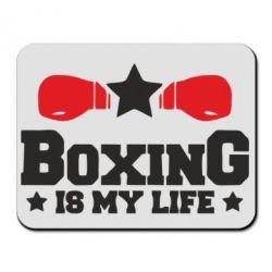 Коврик для мыши Boxing is my life