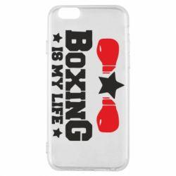 Чохол для iPhone 6/6S Boxing is my life