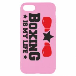 Чохол для iPhone 7 Boxing is my life