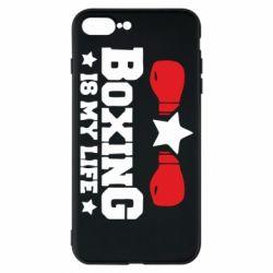 Чохол для iPhone 7 Plus Boxing is my life