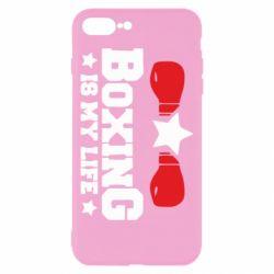 Чохол для iPhone 8 Plus Boxing is my life