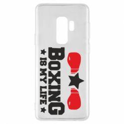 Чохол для Samsung S9+ Boxing is my life