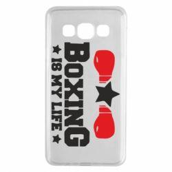 Чохол для Samsung A3 2015 Boxing is my life