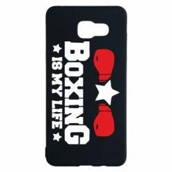 Чохол для Samsung A5 2016 Boxing is my life