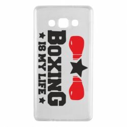 Чохол для Samsung A7 2015 Boxing is my life