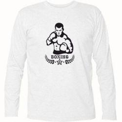 Футболка с длинным рукавом Boxing Star - FatLine