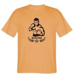Мужская футболка Boxing Star - FatLine