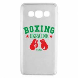 Чехол для Samsung A3 2015 Boxing Ukraine