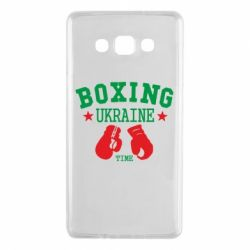 Чехол для Samsung A7 2015 Boxing Ukraine