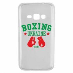 Чехол для Samsung J1 2016 Boxing Ukraine