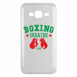 Чехол для Samsung J3 2016 Boxing Ukraine