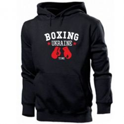 Толстовка Boxing Ukraine - FatLine