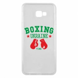 Чехол для Samsung J4 Plus 2018 Boxing Ukraine