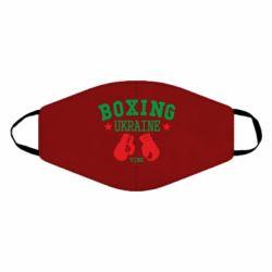 Маска для лица Boxing Ukraine