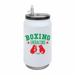 Термобанка 350ml Boxing Ukraine