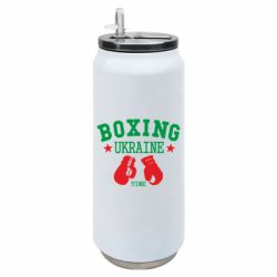 Термобанка 500ml Boxing Ukraine