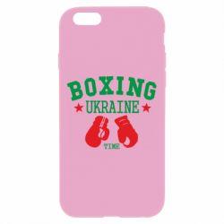 Чехол для iPhone 6 Plus/6S Plus Boxing Ukraine